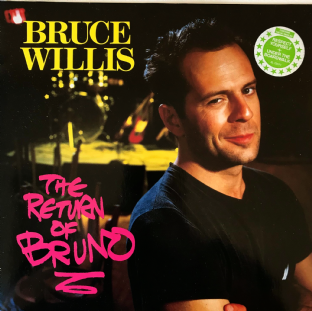 Bruce Willis - The Return Of Bruno (LP) (VG/VG+)